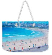 Bondi Beach Summer Weekender Tote Bag