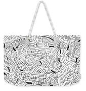 Bonding Weekender Tote Bag