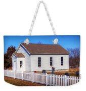 Bonds Chapel 1883 Weekender Tote Bag
