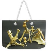 Bone Creatures One Weekender Tote Bag