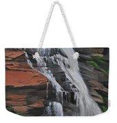 Bone Creek Falls Weekender Tote Bag