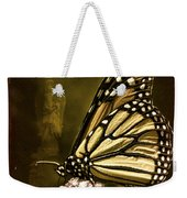 Boneyard Butterfly Weekender Tote Bag