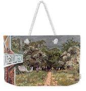 Bonnard: Balcony, 1909-10 Weekender Tote Bag