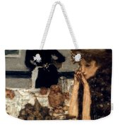 Bonnard: Breakfast, C1899 Weekender Tote Bag