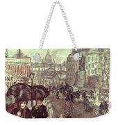 Bonnard: Place Clichy, C1895 Weekender Tote Bag