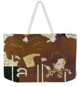 Bonnard Revue 1894 Weekender Tote Bag