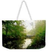 Bonneyville Mill Waterfall Weekender Tote Bag
