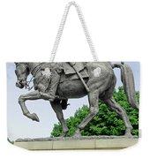 Bonnie Prince Charlie Statue - Derby Weekender Tote Bag
