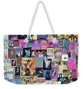 Bonnie Raitt On Frets Plus Surprises Weekender Tote Bag
