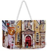 Bonsecours Church Weekender Tote Bag