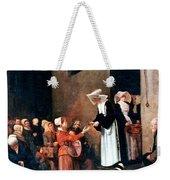 Bonvin: Charity, 1851 Weekender Tote Bag