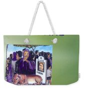 Book Cover Paix A Son Ane Weekender Tote Bag