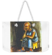 Book Cover The Widows Might Weekender Tote Bag