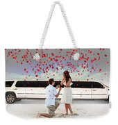 Book Elite Limousine Services For Wedding - Elite Limo Weekender Tote Bag