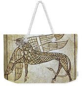 Book Of Durrow, C680 A.d Weekender Tote Bag