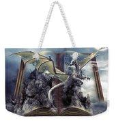 Book Of Fantasies Weekender Tote Bag