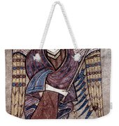 Book Of Kells: St. Matthew Weekender Tote Bag