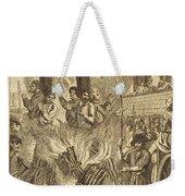 Book Of Martyrs, 1563 Weekender Tote Bag