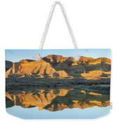Bookcliffs Reflections Weekender Tote Bag