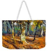 Booker Woods Weekender Tote Bag