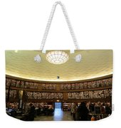 Books All Over Weekender Tote Bag
