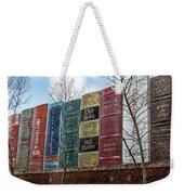 Books Plus Kansas City Weekender Tote Bag
