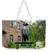 Boone Hall Cotton Gin Weekender Tote Bag