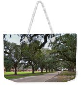 Boone Hall Plantation Weekender Tote Bag