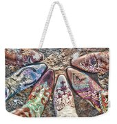 Boot Fan Weekender Tote Bag