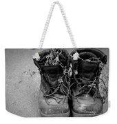 Boots 2 Weekender Tote Bag