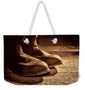 Boots Weekender Tote Bag