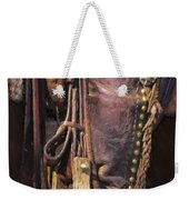 Boots Of A Drover 2015 Weekender Tote Bag