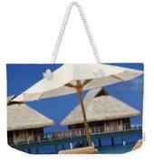 Bora Bora, Beach Weekender Tote Bag