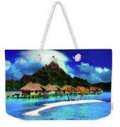 Bora Bora Weekender Tote Bag