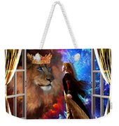 Born For Such A Time Weekender Tote Bag by Dolores Develde