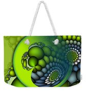 Born To Be Green Weekender Tote Bag