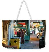 Borough Market Weekender Tote Bag