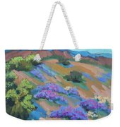 Borrego Springs Verbena Weekender Tote Bag
