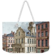Boston, 19th Century Weekender Tote Bag