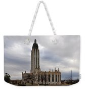 Boston Avenue Methodist Church Weekender Tote Bag