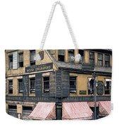Boston: Bookshop, 1900 Weekender Tote Bag