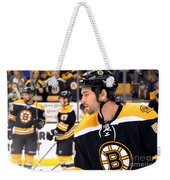 Boston Bruin Adam Mcquaid Weekender Tote Bag