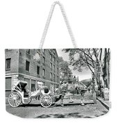 Boston Buggy Weekender Tote Bag