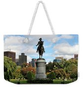 Boston Common Weekender Tote Bag