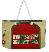 Boston Fire Engine 21 Weekender Tote Bag