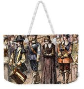 Boston: Mary Dyer, 1660 Weekender Tote Bag
