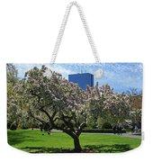 Boston Public Garden Spring Tree Boston Ma Weekender Tote Bag