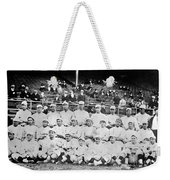 Boston Red Sox, 1916 Weekender Tote Bag by Granger