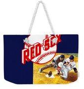 Boston Red Sox 1952 Yearbook Weekender Tote Bag
