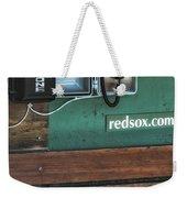 Boston Red Sox Dugout Telephone Weekender Tote Bag